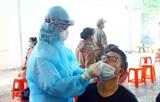 В полдень 14 июня Вьетнам выявил 100 новых случаев COVID-19 внутри страны