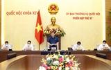 Ouverture de la 57e réunion du Comité permanent de lAN