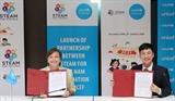 LUNICEF aide les enfants vietnamiens à améliorer leurs compétences numériques