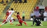 Đội tuyển bóng đá Việt Nam tiến vào vòng loại cuối cùng World Cup 2022 khu vực châu Á