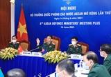 Le ministre de la Défense Phan Van Giang participe à la 8e ADMM