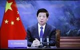 Председатель НС Выонг Динь Хюэ провел онлайн-беседу с Китайским коллегой Ли Чжаншу
