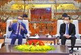 ハノイ市委員長、EUのGiorgio Aliberti大使と会見