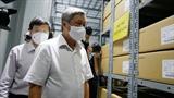 호찌민시에 코로나19 백신 80만 회분 공급