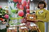 Vietnamese lychee becomes hot item in Australia