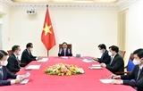Премьер-министр Фам Минь Тьинь провел телефонный разговор с канцлером Германии Ангелой Меркель