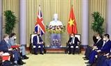 Đưa quan hệ Đối tác chiến lược Việt Nam - Anh đi vào chiều sâu hiệu quả thực chất đáp ứng lợi ích của hai nước