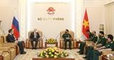 Việt Nam - Liên bang Nga tăng cường hợp tác về kỹ thuật quân sự