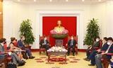 Khai thác hiệu quả tiềm năng hợp tác giữa Việt Nam và Vương quốc Anh