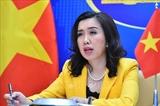 Очередная пресс-конференция МИД: Вьетнам поздравляет Коммунистическую партию Китая со 100-летием со дня основания