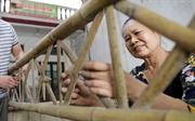Revival of the Thu Hong bamboo craft village