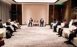 Bộ trưởng Ngoại giao Bùi Thanh Sơn gặp song phương Phó Thủ tướng Bộ trưởng Ngoại giao và Hợp tác Quốc tế Campuchia