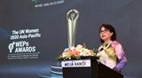 Nguyễn Thị Tuyết Minh - Người xây dựng ngôi nhà chung cho doanh nhân nữ ASEAN