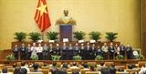Kỳ họp thứ nhất Quốc hội khóa XV: Bầu lãnh đạo các cơ quan của Quốc hội