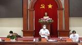 Phó Thủ tướng Vũ Đức Đam chỉ đạo công tác phòng chống dịch COVID-19 tại Tiền Giang