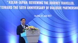 Tọa đàm bàn tròn cao cấp ASEAN-Nhật Bản: Hướng tới 50 năm Quan hệ đối tác