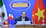 Khuyến khích trao đổi hợp tác giữa bộ ngành Việt Nam - Mexico dưới nhiều hình thức