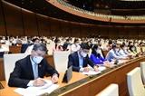 Первая сессия 15-го Национального собрания: сохранение без изменений организационной структуры правительства