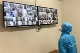 Bệnh viện dã chiến 1.000 giường tại Thuận Kiều Plaza đi vào hoạt động