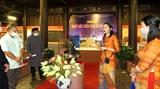 Khai mạc trưng bày Nghề điêu khắc than đá Quảng Ninh ở Huế