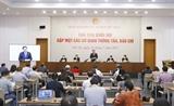 Chủ tịch Quốc hội gặp mặt các cơ quan thông tấn báo chí