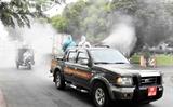 Quân đội triển khai khử khuẩn tiêu độc toàn Thành phố Hồ Chí Minh