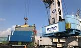 베트남 항구 코로나에도 수익 급증
