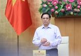 Thủ tướng Phạm Minh Chính: Tạo mọi điều kiện để có vaccine sản xuất trong nước nhanh nhất sớm nhất
