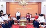 Chủ tịch nước Nguyễn Xuân Phúc: Hà Nam cần quyết tâm hơn nữa trong công tác phòng chống COVID-19