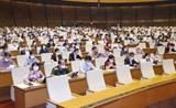 Первая сессия НС 15-го созыва: обсуждение социально-экономического развития на последние 6 месяцев года и пятилетку 2021-2025 гг.