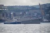 Корабли Вьетнама приняли участие в параде ко Дню ВМФ России
