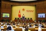 Первая сессия НС 15-го созыва: НС проводит процесс выборов президента страны и премьер-министра