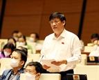 Bộ trưởng Bộ Y tế Nguyễn Thanh Long: Quyết tâm cao nhất chiến thắng đại dịch COVID-19