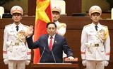 Assemblée nationale : Pham Minh Chinh réélu Premier ministre