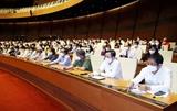 Пресс-релиз № 08 первой сессии Национального собрания 15-го созыва