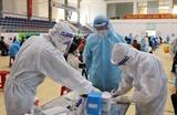Утром 29 июля во Вьетнаме зафиксировано еще 2.821 новый случай COVID-19