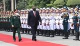 Vietnam-Royaume-Uni et Vietnam-États-Unis : renforcement de la coopération dans la défense