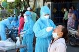 Вечером 29 июля выявлено еще 4.773 случая COVID-19 за весь день во Вьетнаме 7.594 новых инфицированных