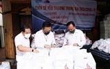 Вьетнамские эмигранты напрямую участвуют в борьбе с COVID-19 во Вьетнаме