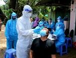 Эпидемия COVID-19: 2 августа во Вьетнаме было зарегистрировано 7.455 новых случаев