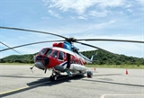 На остров Кондао направлен вертолет с вакциной от COVID-19