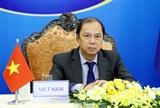 Phiên đối thoại giữa các Bộ trưởng Ngoại giao ASEAN và các Đại diện Ủy ban liên Chính phủ ASEAN về nhân quyền (AICHR)