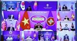 아세안-한국 외교장관회의 양측의 관계 발전 방안과 지역 정세에 대해 논의