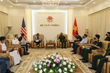 Вьетнам и США продолжают сотрудничество для устранения послевоенных последствий