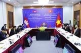 Việt Nam – Campuchia đẩy mạnh hợp tác phòng chống tội phạm
