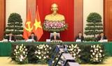 越共中央总书记阮富仲 在中国共产党与世界政党领导人峰会上的讲话
