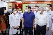 Председатель НС встретился с медперсоналом поддерживающим южные населенные пункты