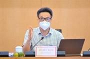 Заместитель премьер-министра проинспектировал меры по профилактике и борьбе с COVID-19 в Ханое
