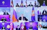 Состоялась встреча министров иностранных дел России и АСЕАН