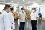 Phó Thủ tướng Vũ Đức Đam: Thành phố Hồ Chí Minh tập trung tiếp nhận điều trị cho bệnh nhân COVID-19 nặng